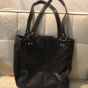 SAK original brown bag